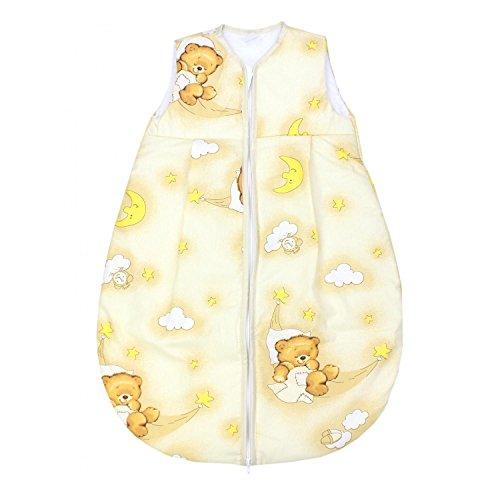TupTam Baby Schlafsack Wattiert ohne Ärmel ANK001