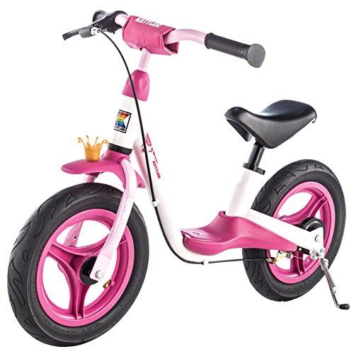 Kettler Laufrad Spirit Air Princess 2.0 – das ideale & verstellbare Lauflernrad – Kinderlaufrad...