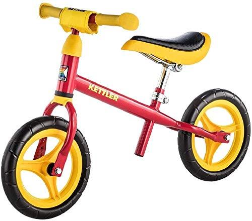 Kettler Laufrad Speedy 2.0 – das verstellbare Lauflernrad – Kinderlaufrad mit Reifengröße: 10...
