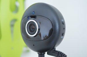 Babyphone mit Kamera Sender und Empfänger